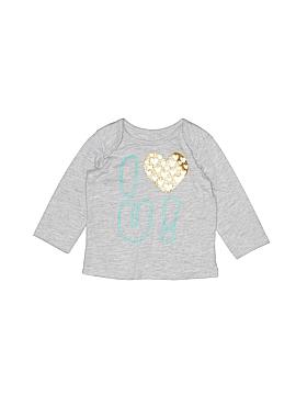 Healthtex Long Sleeve T-Shirt Size 0-3 mo