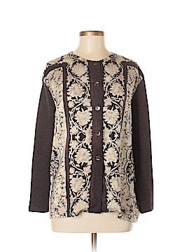 Renato Nucci Long Sleeve Silk Top Size 38 (EU)