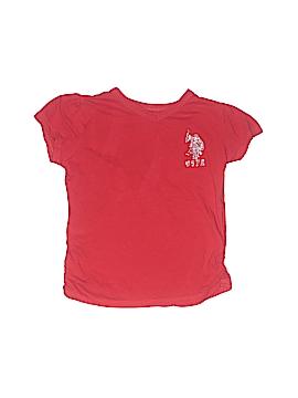 U.S. Polo Assn. Short Sleeve Top Size 6X