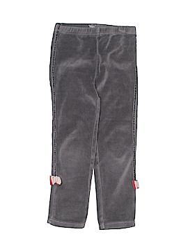 Petit Lem Velour Pants Size 4T