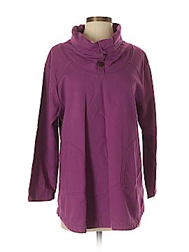 Soft Surroundings Long Sleeve Blouse Size S (Petite)