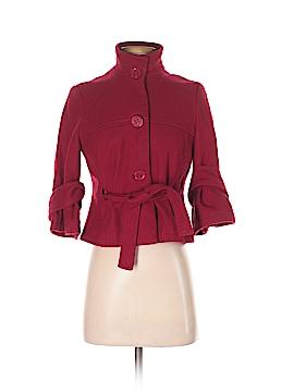 Robin Howe Wool Coat Size 2