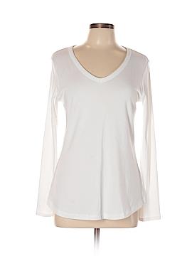 Cynthia Rowley for Marshalls Long Sleeve T-Shirt Size L