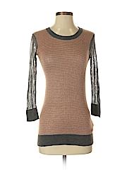 DKNY Women 3/4 Sleeve Top Size XS