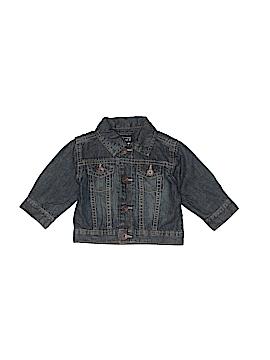 The Children's Place Denim Jacket Size 3-6 mo