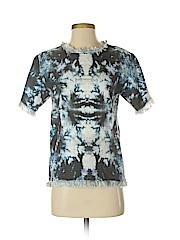Cynthia Rowley Short Sleeve Blouse