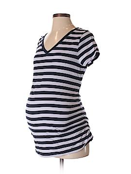 Liz Lange Maternity for Target Short Sleeve T-Shirt Size S (Maternity)