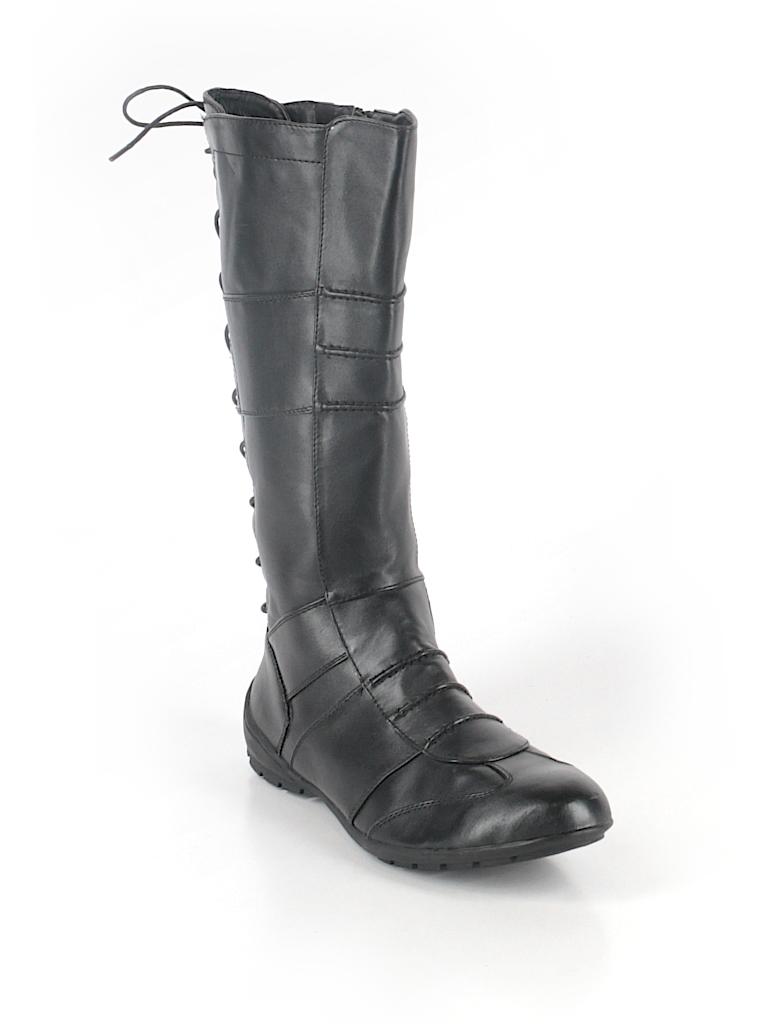 d93d34d49a671a Graceland Solid Black Boots Size 39 (EU) - 60% off