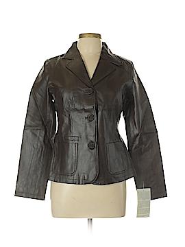 Chadwicks Leather Jacket Size 6
