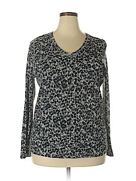 Lane Bryant Long Sleeve T-Shirt Size 18/20 Plus (Plus)