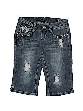 L.A. Idol Denim Shorts Size 0