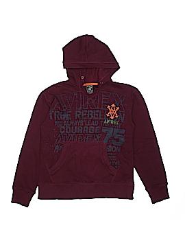 Avirex Pullover Hoodie Size 8