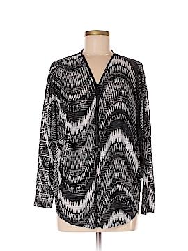 Ariella Long Sleeve Blouse Size M