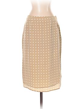Newport News Silk Skirt Size 4