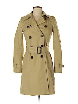 J. Crew Collection Trenchcoat Size 000