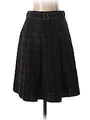 Weekend Max Mara Women Wool Skirt Size 8