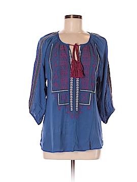 Hazel 3/4 Sleeve Blouse Size M