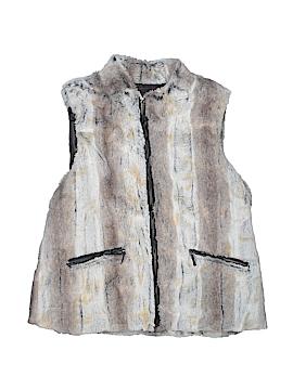 Yoki Faux Fur Vest Size 18