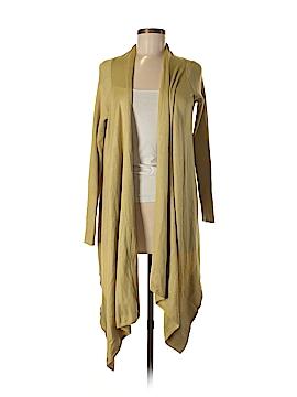 Isda & Co Silk Cardigan Size M