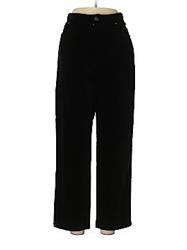 Lauren Jeans Co. Velour Pants Size 10