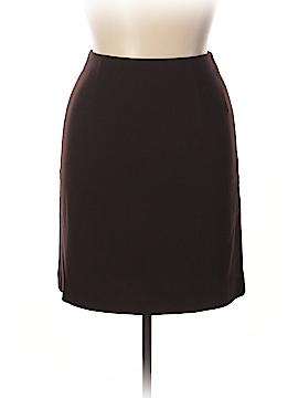 Casual Corner Wool Skirt Size 14