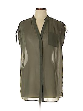 Tommy Hilfiger Short Sleeve Blouse Size 10