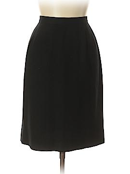 Anne Klein Wool Skirt Size 10