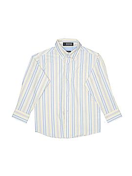 Claiborne Long Sleeve Button-Down Shirt Size 5/6