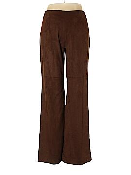 Yansi Fugel Faux Leather Pants Size 10