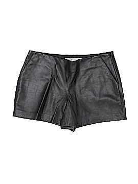 Trina Turk Leather Shorts Size 0
