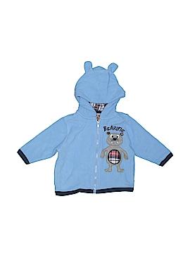 Boyz Wear By Nannette Fleece Jacket Size 12 mo