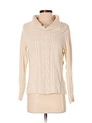 Jeanne Pierre Women Pullover Sweater Size S