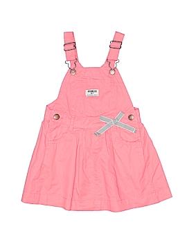 OshKosh B'gosh Overall Dress Size 4T