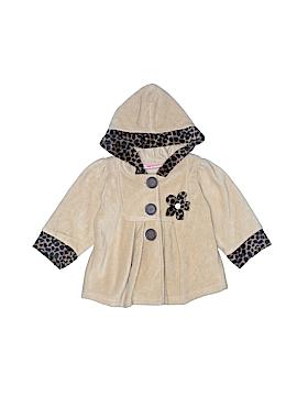 Young Hearts Fleece Jacket Size 12 mo