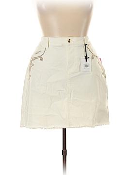 Nanette Lepore Denim Skirt Size 16
