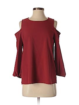 Harlowe & Graham 3/4 Sleeve Blouse Size S