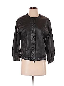 Vince. Faux Leather Jacket Size S