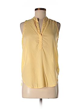 Velvet Heart Sleeveless Button-Down Shirt Size XS