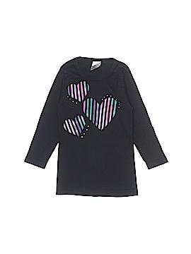 Zinnias 3/4 Sleeve T-Shirt Size 2T