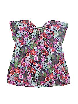 DPAM Short Sleeve Blouse Size 14