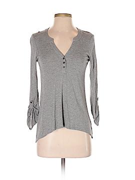 Ella Moss 3/4 Sleeve Henley Size XS