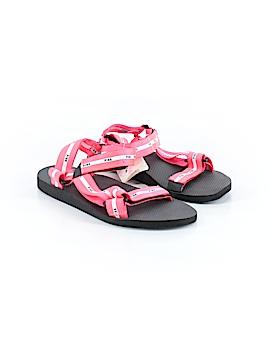 Victoria's Secret Pink Sandals Size LARGE