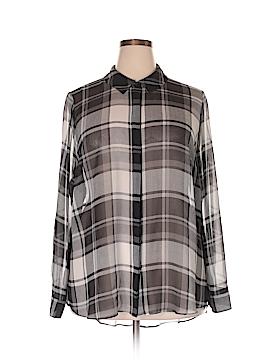 Lane Bryant Long Sleeve Blouse Size 22/24 Plus (Plus)