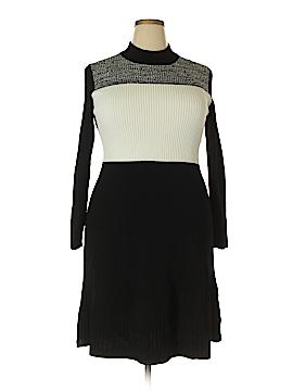Calvin Klein Casual Dress Size 0X (Plus)