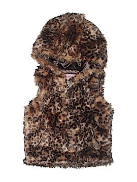 Urban Republic Faux Fur Vest Size 7 - 8