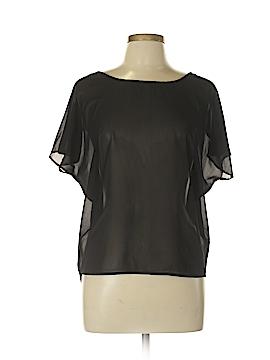 Fun & Flirt Short Sleeve Blouse Size M