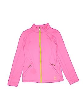 Spyder Track Jacket Size L (Kids)