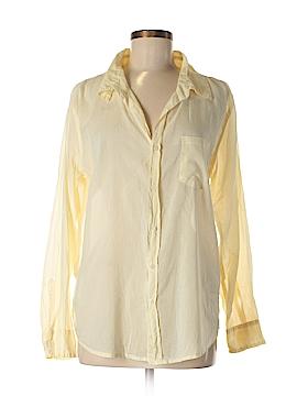 Sundry Long Sleeve Button-Down Shirt Size S