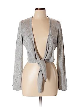 Preswick & Moore Silk Cardigan Size L (Petite)