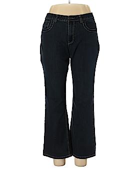 Cato Jeans Size 14 (Petite)